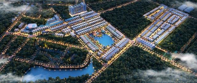 TMS Grand City Phuc Yen - Thành phố đáng sống ở miền Bắc đã đi vào hoạt động - 1