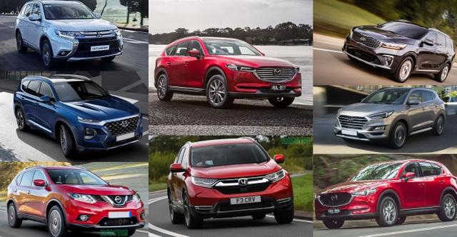 Top 10 mẫu xe bán nhiều nhất Việt Nam tháng 6/2019 - 1