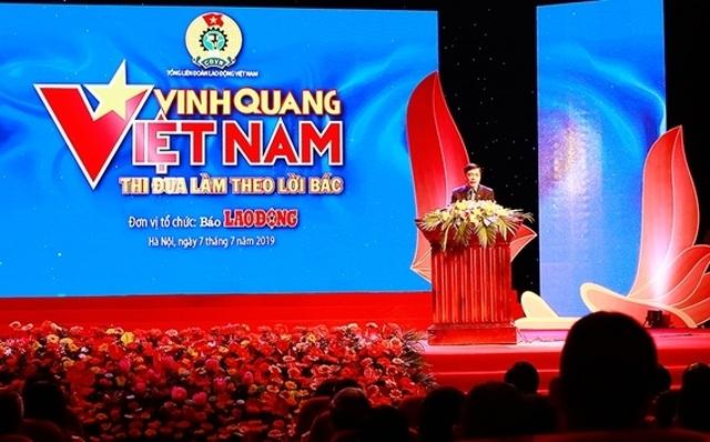 """Tập đoàn Mường Thanh: Tự hào đồng hành cùng chương trình """"Vinh quang Việt Nam"""" - 1"""