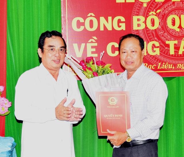 Sóc Trăng có tân Phó Chủ tịch UBND tỉnh - 2