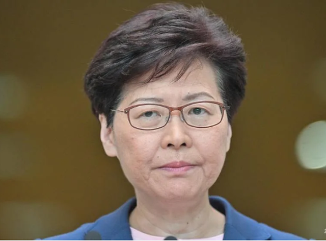 """Lãnh đạo Hong Kong thông báo dự luật dẫn độ """"đã chết"""" - 1"""