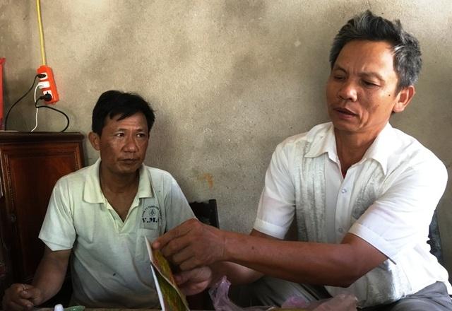 Nhiều hộ dân điêu đứng vì lúa chết sau khi phun thuốc trừ cỏ - 4