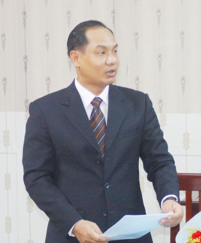 Sóc Trăng có tân Phó Chủ tịch UBND tỉnh - 3