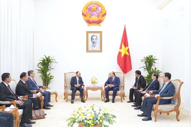 Thủ tướng: Việt Nam sẵn sàng cử chuyên gia giỏi sang giúp Lào trong lĩnh vực nội vụ - 2
