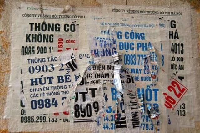Sự thật ngã ngửa về dịch vụ hút bể phốt tại Hà Nội - 3