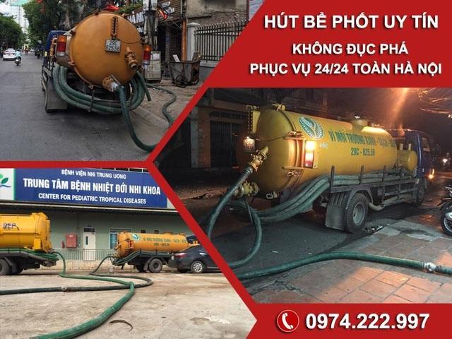 Sự thật ngã ngửa về dịch vụ hút bể phốt tại Hà Nội - 4