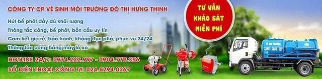Sự thật ngã ngửa về dịch vụ hút bể phốt tại Hà Nội - 5