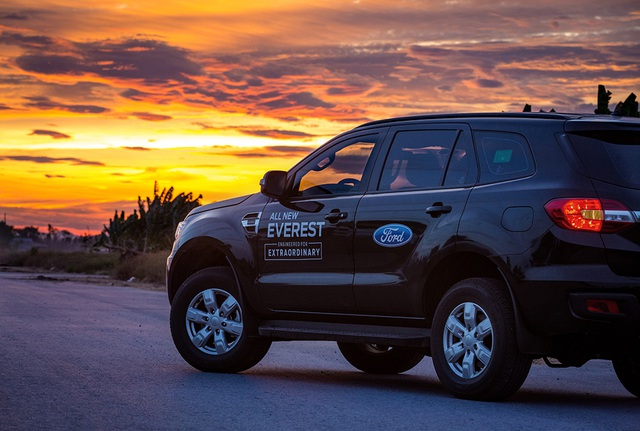Thử thách chạy Ford Everest với một bình dầu: Hơn cả kỳ vọng! - 6