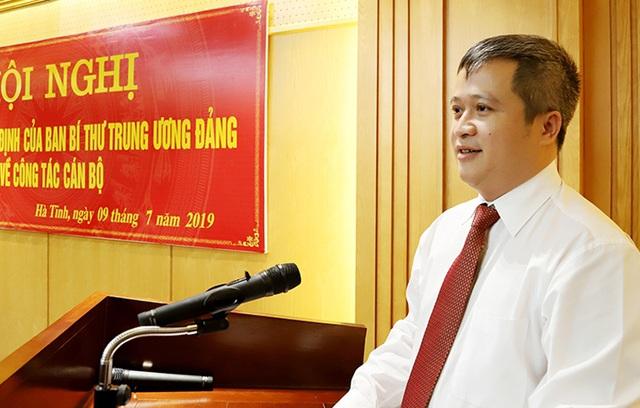 Ông Trần Tiến Hưng chính thức nhận nhiệm vụ Phó Bí thư Tỉnh ủy Hà Tĩnh - 2