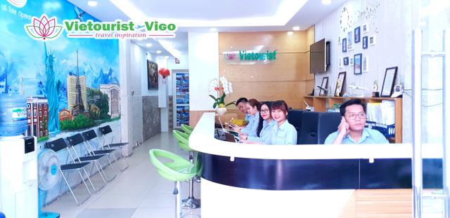 Vietourist khai trương 6 văn phòng du lịch lữ hành trong 1 tuần - 1