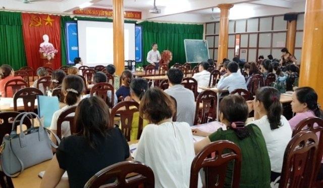 Sở Nội vụ Bắc Giang hồi âm tình trạng giáo viên thiếu tiêu chuẩn bồi dưỡng chức danh nghề nghiệp - 3