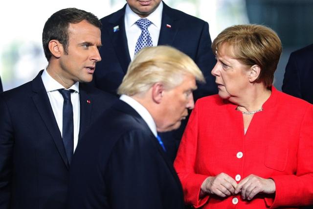 """Châu Âu """"căng mình"""" tháo ngòi nổ xung đột Mỹ - Iran - 1"""