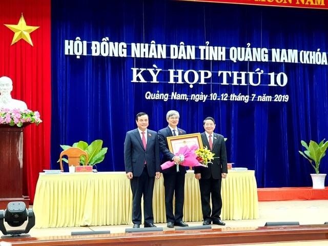 Bí thư Quảng Nam được bầu làm Chủ tịch HĐND tỉnh