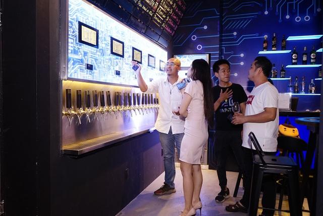 Chỉ cần 1.000 đồng cũng có thể uống bia nổi tiếng thế giới - 3