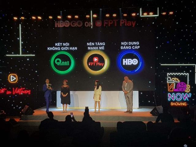 HBO GO lần đầu tiên ra mắt tại Việt Nam trên ứng dụng FPT Play - 2