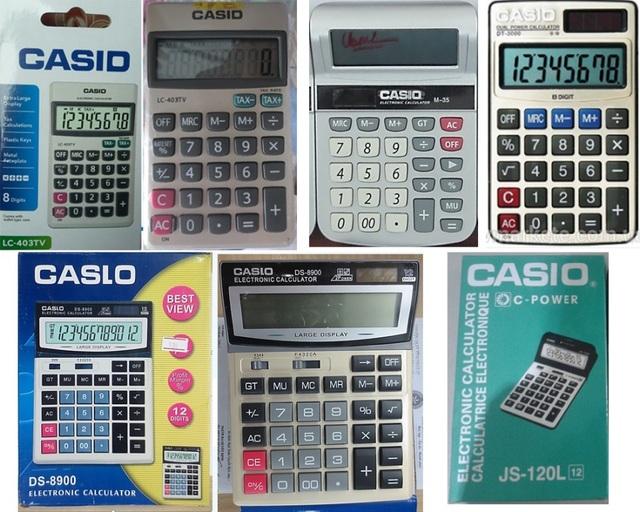 Những hệ lụy khôn lường khi dùng phải máy tính Casio giả, nhái - 2