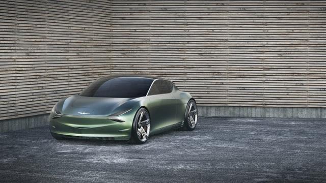 Thương hiệu xe sang Genesis của Hyundai quyết cạnh tranh Tesla - 1