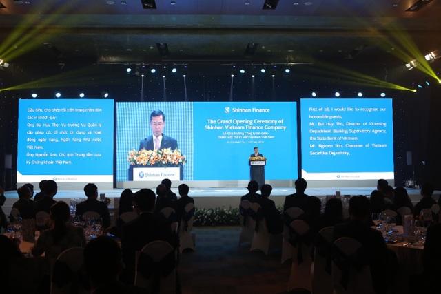 Shinhan Card chính thức ra mắt Shinhan Finance cùng Hệ thống nhận diện Thương hiệu tại Việt Nam - 2