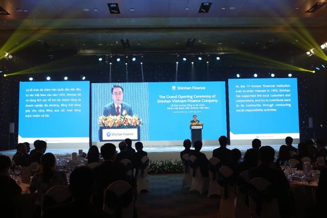 Shinhan Card chính thức ra mắt Shinhan Finance cùng Hệ thống nhận diện Thương hiệu tại Việt Nam - 4