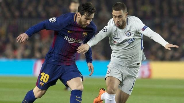 Sang Real Madrid, giá trị của Eden Hazard tăng ngang Messi - 1