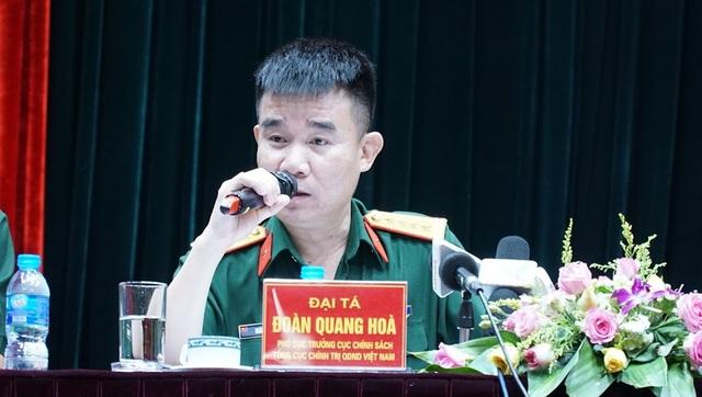 Hội Chiến sĩ thành cổ Quảng Trị gian dối việc quy tập hài cốt liệt sĩ - 1
