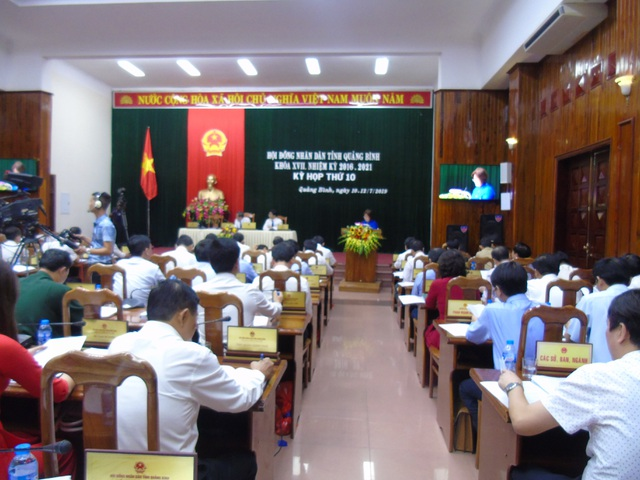 Chủ tịch LĐLĐ Quảng Bình được bầu làm Phó Chủ tịch HĐND tỉnh - 1