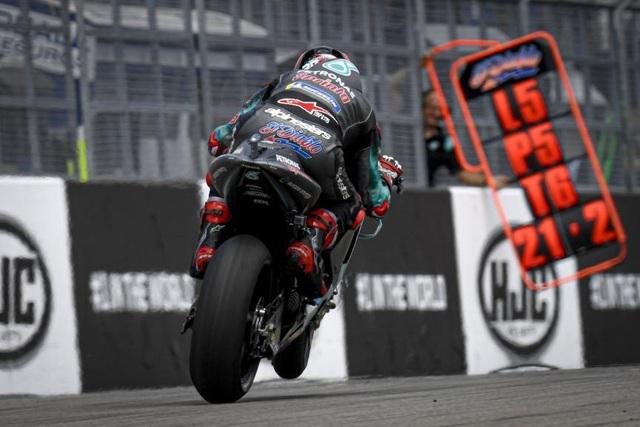Chặng 9 MotoGP 2019: Marquez có chiến thắng thứ 10 tại Sachsenring - 9