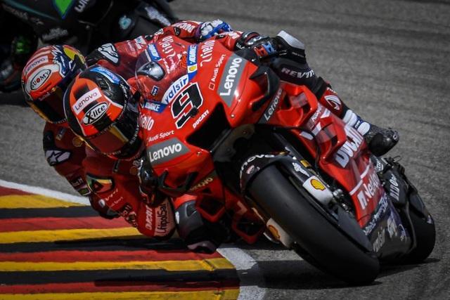 Chặng 9 MotoGP 2019: Marquez có chiến thắng thứ 10 tại Sachsenring - 13