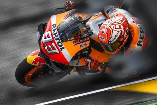 Chặng 9 MotoGP 2019: Marquez có chiến thắng thứ 10 tại Sachsenring - 6