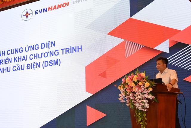 EVN HANOI phối hợp tổ chức Hội nghị tuyên truyền tiết kiệm điện, tiết kiệm năng lượng trên địa bàn TP. Hà Nội - 3