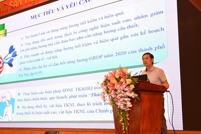 EVN HANOI phối hợp tổ chức Hội nghị tuyên truyền tiết kiệm điện, tiết kiệm năng lượng trên địa bàn TP. Hà Nội - 5
