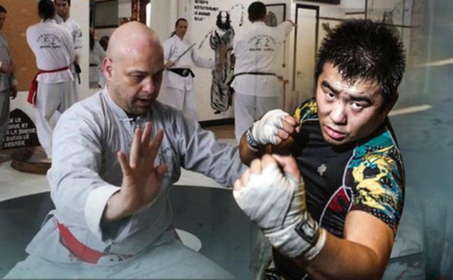 Cao thủ Flores tới võ đường của Từ Hiểu Đông để thách đấu - 1