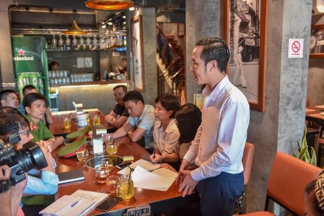 Hà Nội: Ra quân, kiểm tra việc thực hiện Luật Phòng, chống tác hại thuốc lá - 1