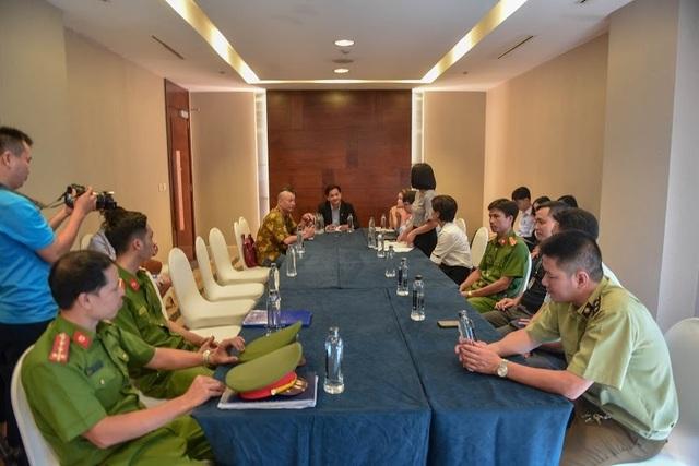 Hà Nội: Ra quân, kiểm tra việc thực hiện Luật Phòng, chống tác hại thuốc lá - 3