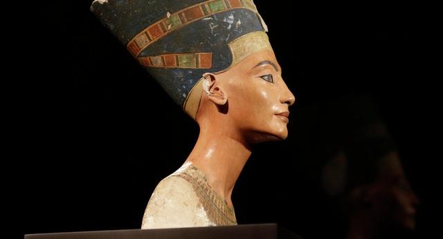 Huyền thoại sắc đẹp Ai Cập có thể được chôn trong lăng mộ của Tutankhamun - 1