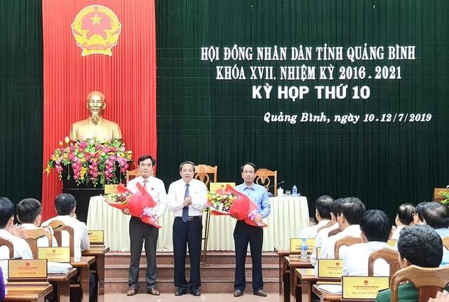 Chủ tịch LĐLĐ Quảng Bình được bầu làm Phó Chủ tịch HĐND tỉnh - 2