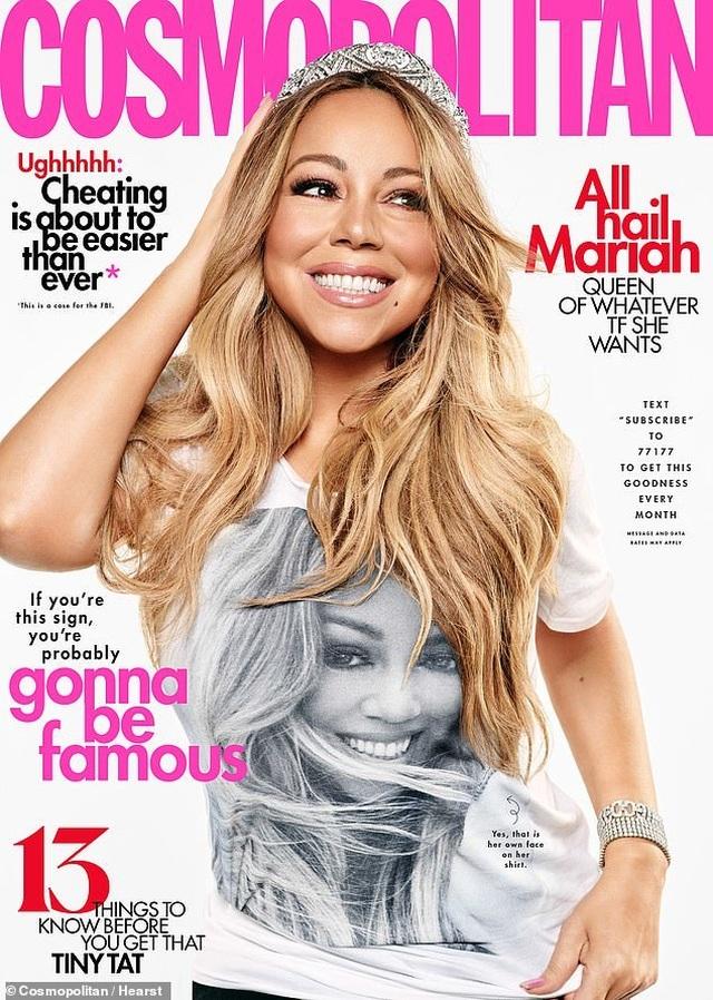 Mariah Carey tiết lộ cuộc hôn nhân đầu tiên như ngục tù - 2