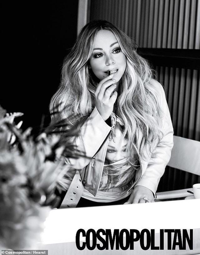 Mariah Carey tiết lộ cuộc hôn nhân đầu tiên như ngục tù - 10