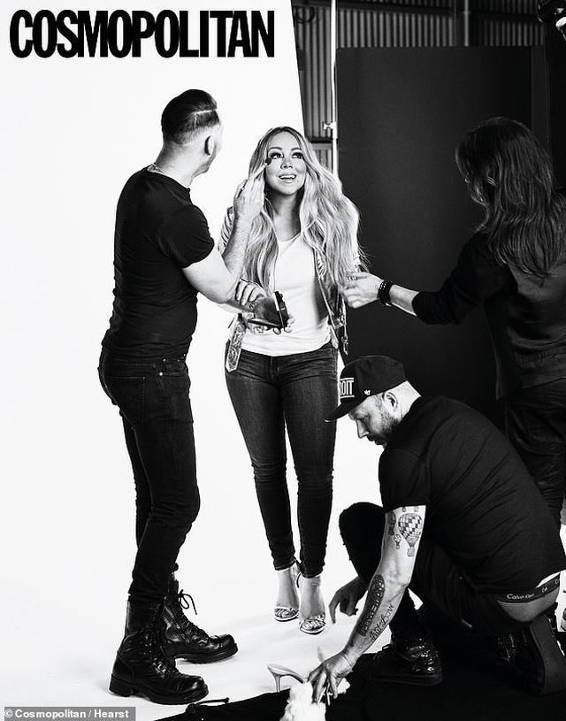 Mariah Carey tiết lộ cuộc hôn nhân đầu tiên như ngục tù - 9