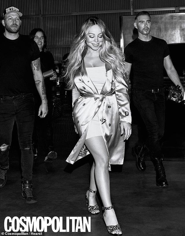 Mariah Carey tiết lộ cuộc hôn nhân đầu tiên như ngục tù - 8