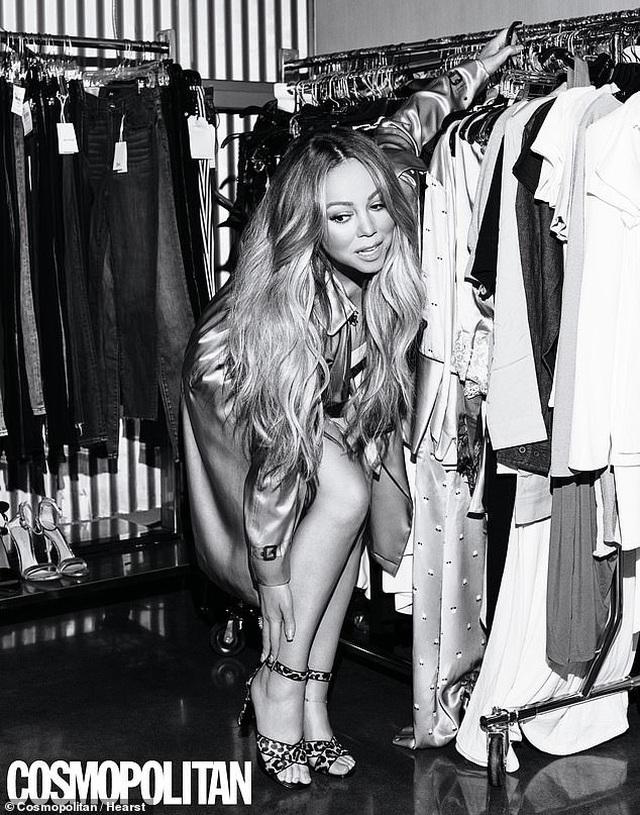 Mariah Carey tiết lộ cuộc hôn nhân đầu tiên như ngục tù - 7