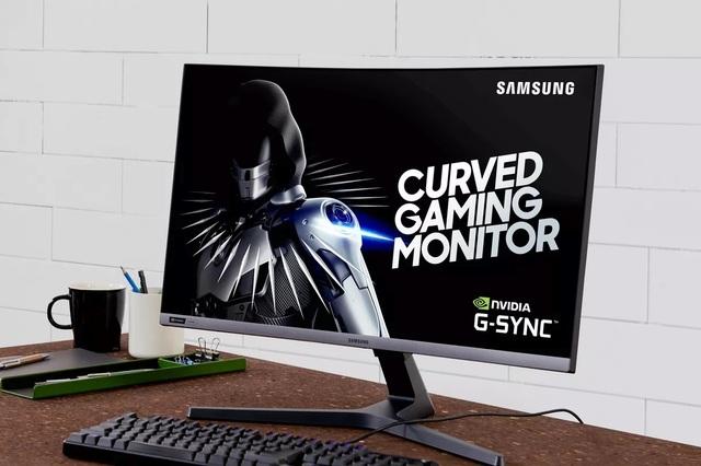 Samsung bán màn hình máy tính cong 240Hz đầu tiên thế giới tại Việt Nam - 1