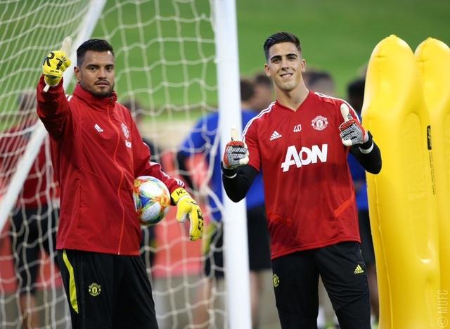 Các tân binh đắt giá tập luyện cùng Man Utd tại Australia - 2