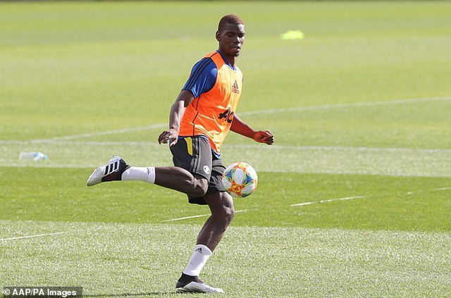 Nhật ký chuyển nhượng ngày 10/7: Pogba chưa thể rời Man Utd - 2