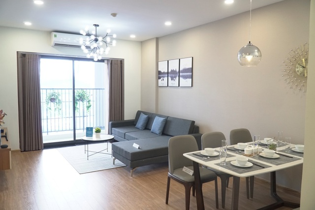 Đông đảo khách hàng tham dự khai trương căn hộ mẫu TSG Lotus Sài Đồng - 5