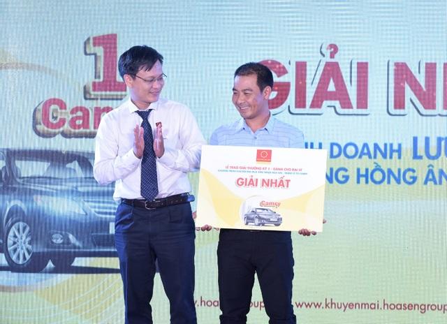 Tập đoàn Hoa Sen trao nhiều giải thưởng giá trị cho các nhà phân phối và đại lý - 1