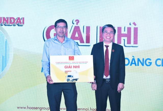 Tập đoàn Hoa Sen trao nhiều giải thưởng giá trị cho các nhà phân phối và đại lý - 2