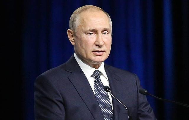 Tổng thống Putin tin Nga và Ukraine có thể trở thành đồng minh - 1