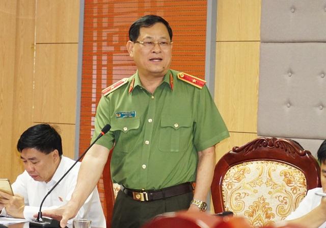 Giám đốc Công an Nghệ An nói về vụ một người chết dưới chân đập thủy điện - 2