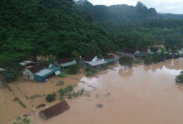 Lo nơm nớp về thủy điện trước mùa mưa bão - 1